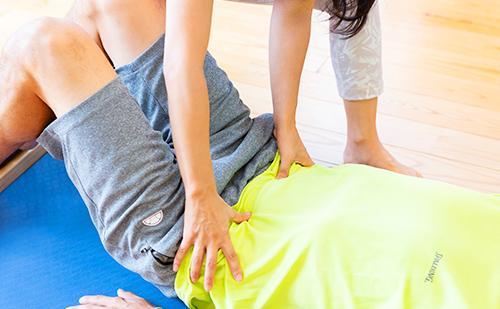 「コア」をじっくり鍛えて 身体を内側から健康に